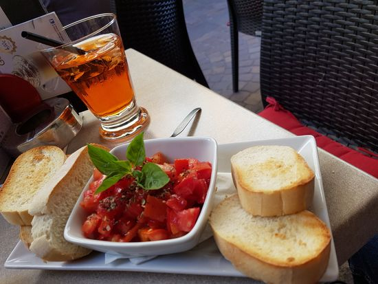 Italien News - Bruschetta
