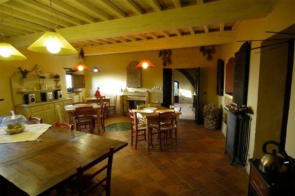 familienurlaub italien, ferienhaus 16 personen pomarance, Esstisch ideennn