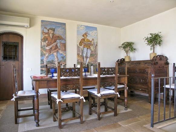 Ferienhaus Italien Für 12 Personen In Fonteblanda   Esszimmer