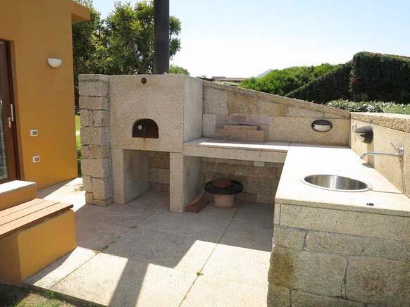 Sommerküche Italienische : Ferienhaus italien am meer für 10 personen in san teodoro