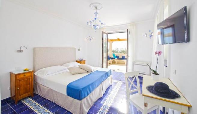 Ferienhaus Italien am Meer für 6 Personen in Conca dei Marini ...