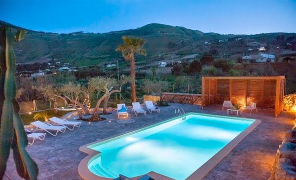 Ferienhaus Italien Mit Pool 12 Personen Castellammare Del Golfo