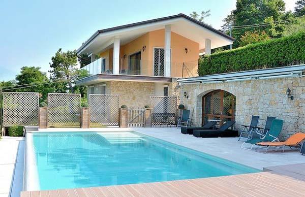 Ferienhaus Italien Mit Pool 7 Personen Torri Del Benaco Ferienhaus