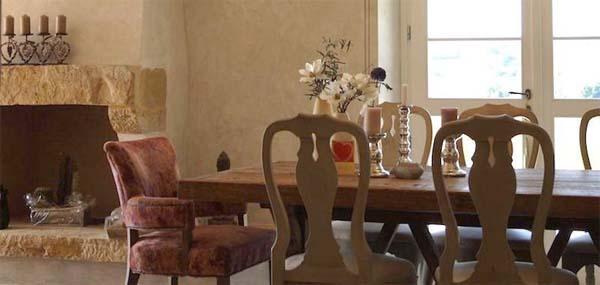 Ferienhaus Italien Privat Für 10 Personen In Ripe   Esszimmer