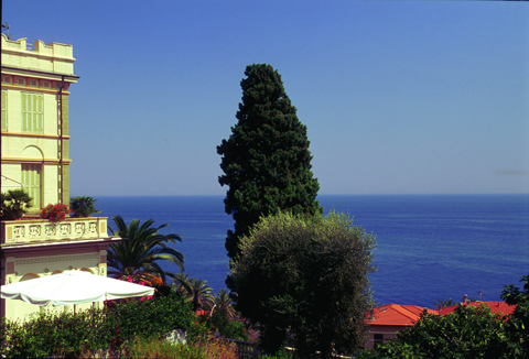 Ligurien - Bordighera