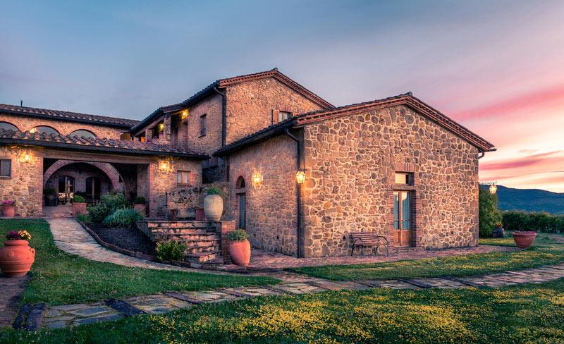 Luxus Ferienhaus Italien - genussvolle Auszeit vom Alltag ...