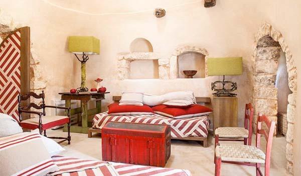Trulli, Ferienhaus für 8 Personen in Cisternino   Ferienhaus Italien
