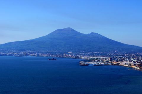 Italien Vulkan